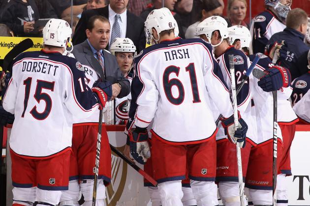 2013 Stanley Cup Odds Show San Jose Sharks Better off Without Rick Nash