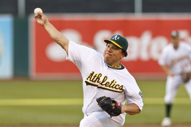 Bartolo Colon Is Brilliant as the Oakland A's Beat Toronto 4-1