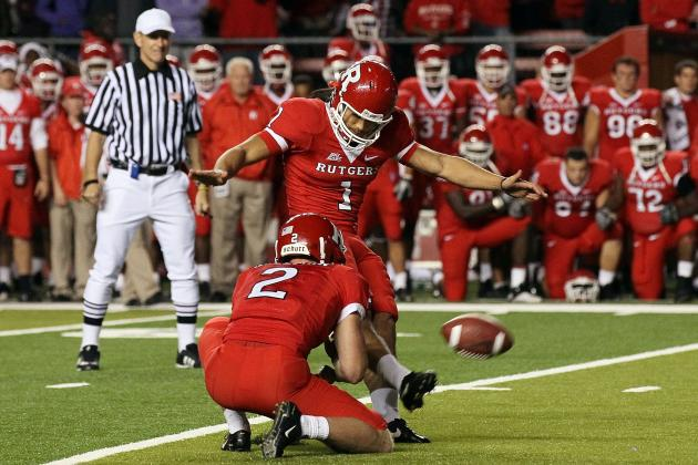 Rutgers Special Teams Preview 2012: Big Question Looms at Placekicker