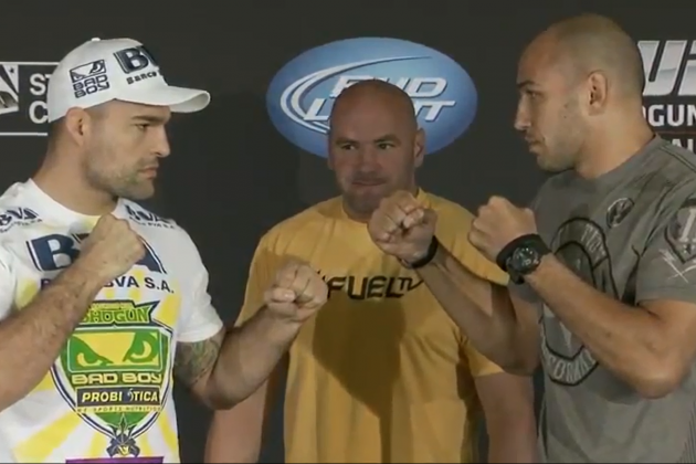 UFC on Fox 4: Mauricio Rua vs. Brandon Vera Complete Preview and Prediction