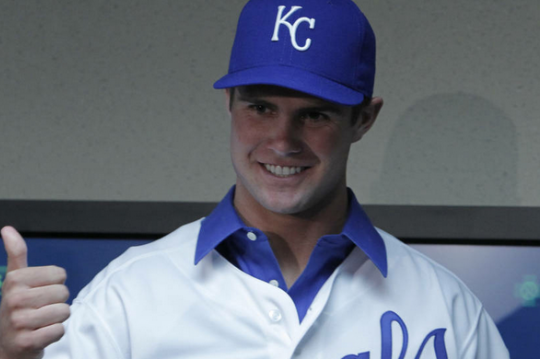 Kansas City Royals: Bubba Starling Must Eventually Pan out