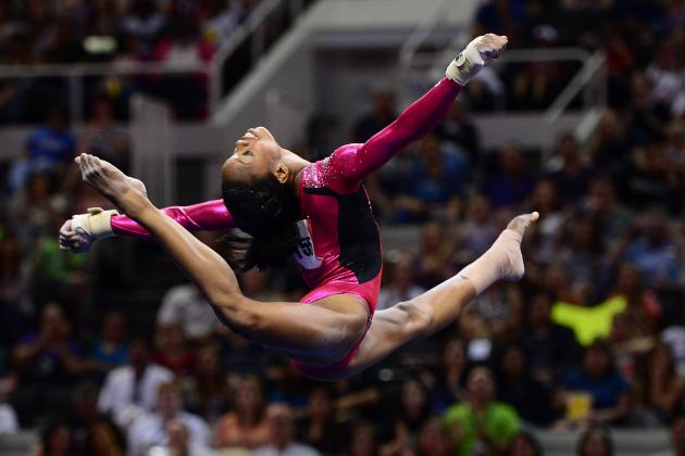 Women's Olympics Gymnastics 2012: Why Gabby Douglas Isn't Done Winning Gold