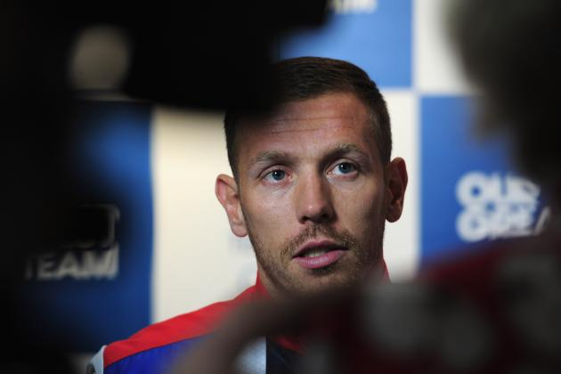 London Olympics 2012: Why Craig Bellamy Has Been the Star for Team GB