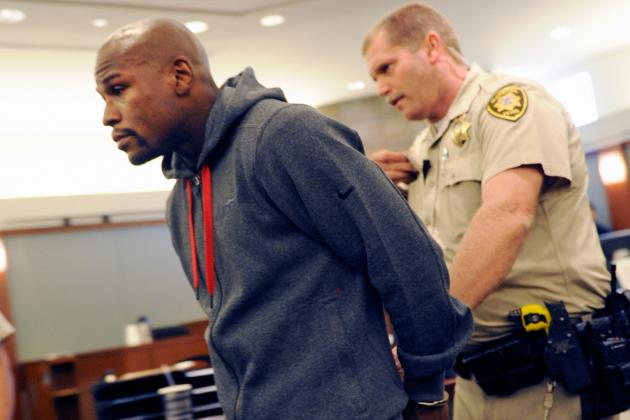 Floyd Mayweather Released from Jail After Serving 2 Months of a 3-Month Sentence