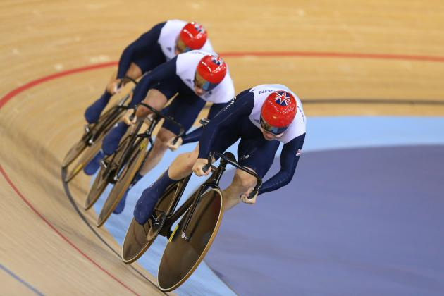 Olympic Cycling: Did Chris Hoy Get His Fifth Gold Medal by Cheating?