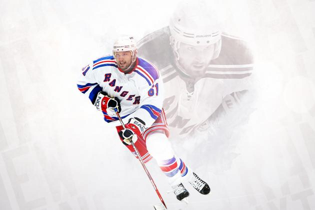 Rick Nash Trade: Star-Power Winger Always Wanted to End Up with New York Rangers