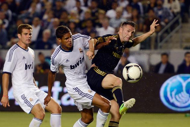 Real Madrid vs. Los Angeles Galaxy: Rating the Galaxy Players