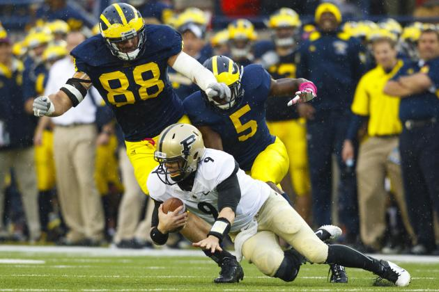 Michigan Football: Will Wolverines' Defense Be Able to Handle Alabama's Power?
