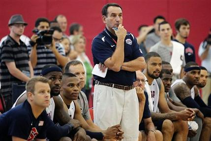 Duke Basketball: How Will Coach K's Olympic Involvement Impact Recruiting?