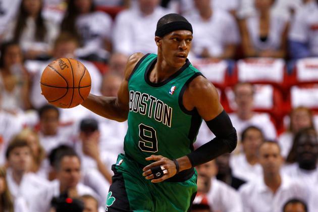 Boston Celtics: Rajon Rondo Will Be in the 2012-13 MVP Discussion