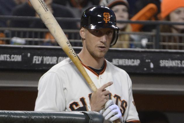 Why Hunter Pence Signing Long-Term Would Give Giants the Steal of the Deadline