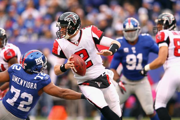 Matt Ryan's Split Personality: Matty Ice and Melting in the Playoffs