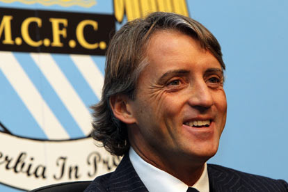 Manchester City: Roberto Mancini Is Not the Man for European Success
