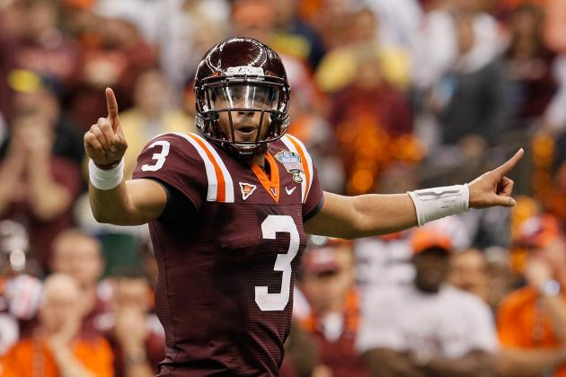 Virginia Tech Football: Predicting Hokies' Stat Leaders for 2012 Season