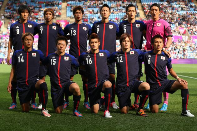 Japan vs. Egypt: Men's Olympic Soccer Live Score, Highlights, Stats