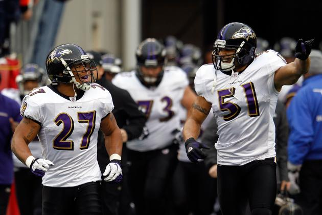 Fantasy Football 2012 Profile and Projection: Ravens RB Ray Rice