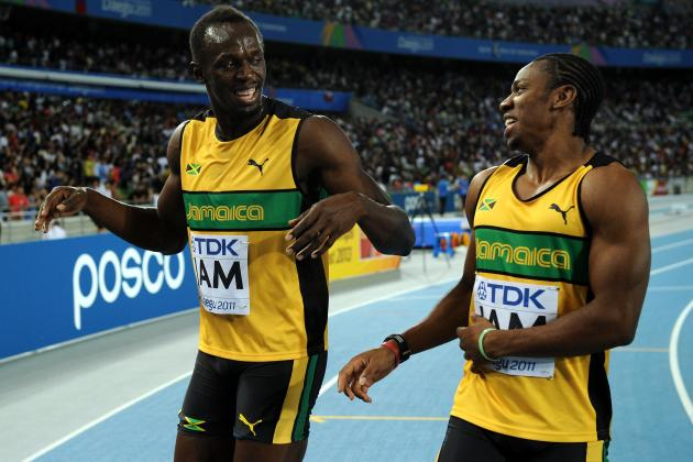Olympic Standings 2012: Track Alone Will Put Jamaica in Medal Count Top 15