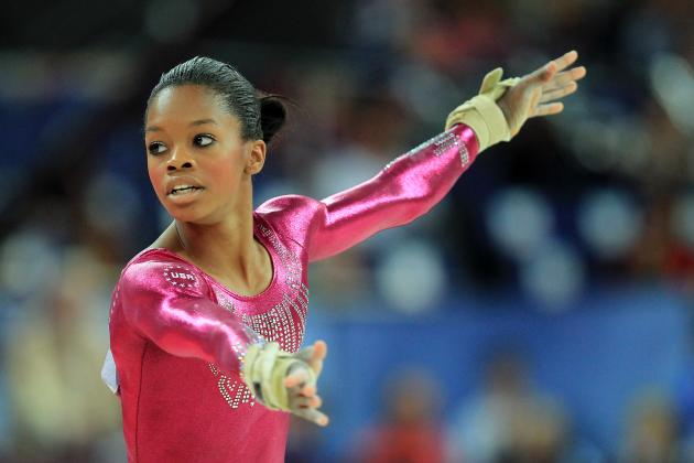 Women's Gymnastics All Around 2012: Gabby Douglas Continues USA Dominance