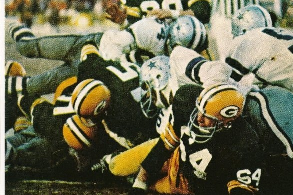 Jerry Kramer: The Endorsements Keep Coming for the Pro Football Hall of Fame