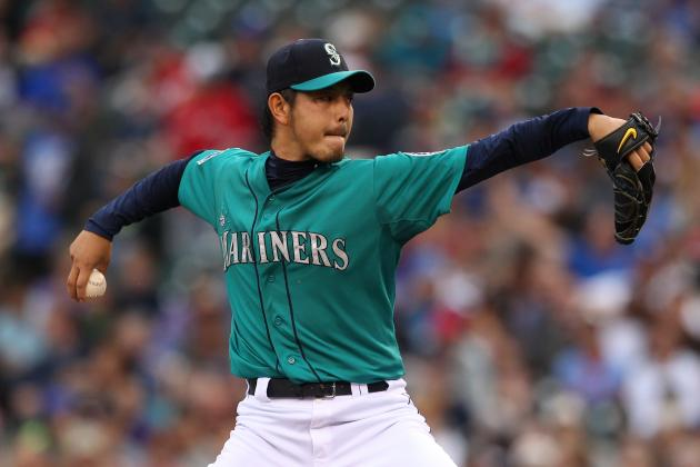 Fantasy Baseball: Should You Be Looking at Hisashi Iwakuma?