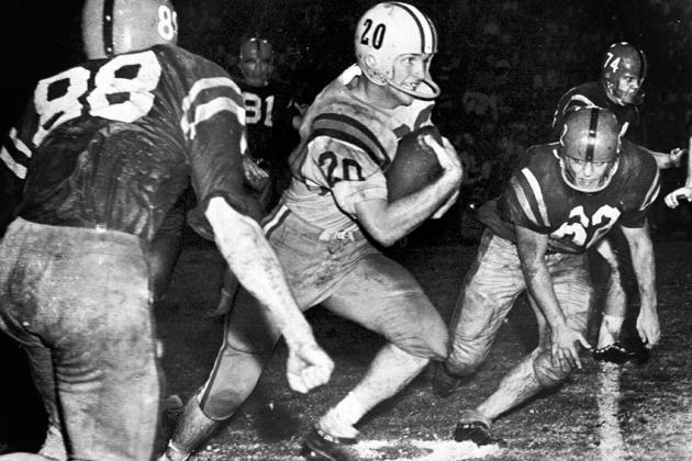 Classic SEC Football: Billy Cannon Leads LSU over Ole Miss in 1959