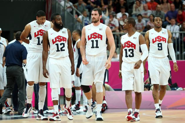 Olympic Basketball Schedule 2012: Previewing Team USA vs. Lithuania