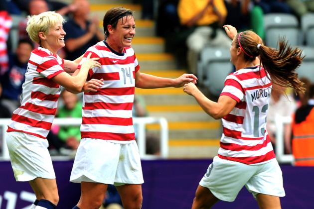 USA vs. New Zealand Women's Olympic Soccer: Grades, Twitter Reaction & Analysis