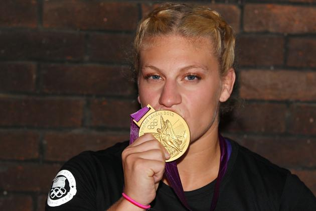 London Olympics 2012: Kayla Harrison Wins Gold to Become Inspiration to Millions