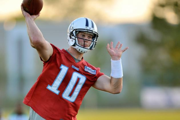 AFC South Friday Tweetbag: Luck, Locker or Gabbert? Part 6