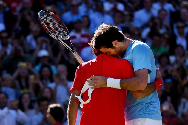 London 2012: Despite Loss, Del Potro Establishes Himself as US Open Threat
