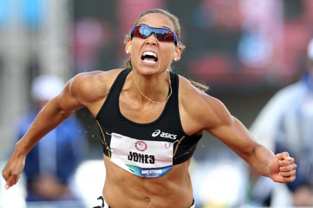 Lolo Jones: Disappointing Beijing Finish Has Jones Poised for Gold in 2012 Games