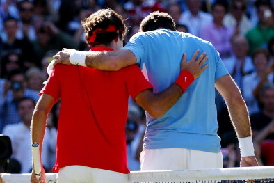 Olympic Tennis Results 2012: Roger Federer Destined for Gold After Epic Win