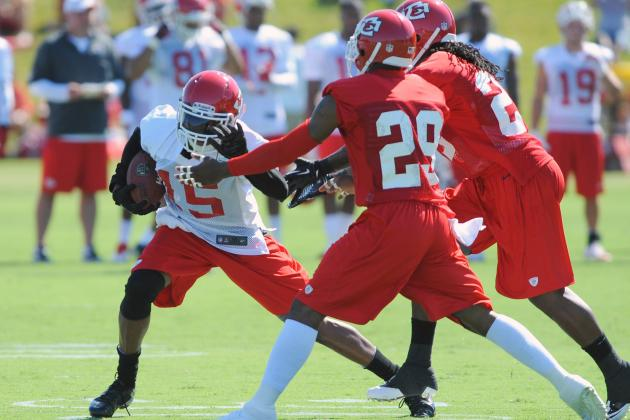 Kansas City Chiefs: Eric Berry, Justin Houston and Dontari Poe Key to 2012