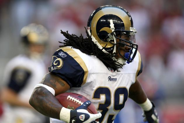St. Louis Rams Continue Streak of 1,000-Yard Rushers