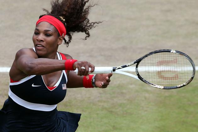 Olympic Tennis Results 2012: Serena Williams Cruises to London Final