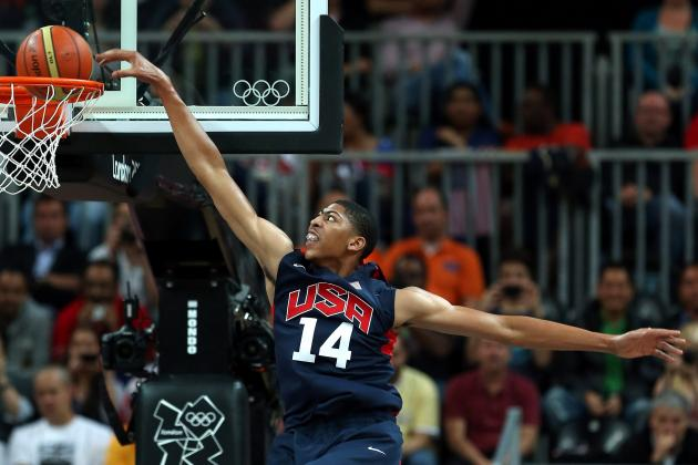 Team USA Basketball: Why Anthony Davis Was a Serious Upgrade over Blake Griffin