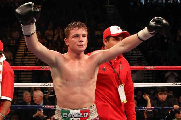 Saul Alvarez Wants Mayweather Jr., and Mentions Miguel Cotto