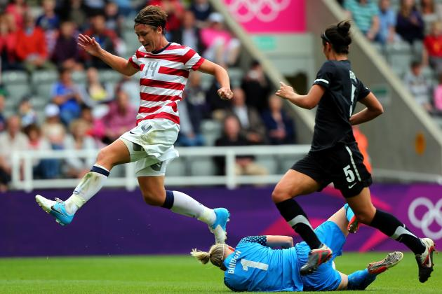 Olympic Soccer 2012: It's Abby Wambach's Turn in the Spotlight