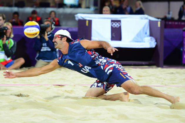 US Men's Olympic Beach Volleyball Team Suffers Surprising Loss to Italy