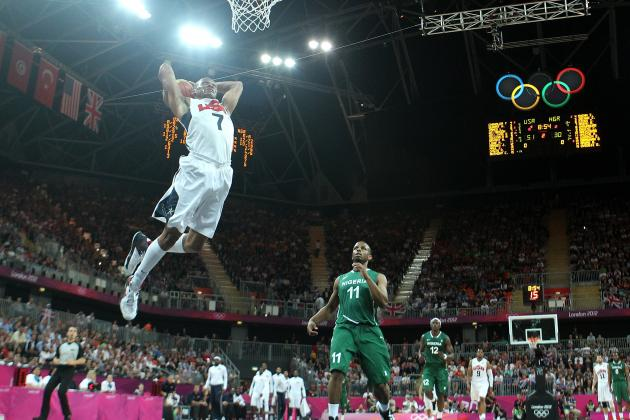 Olympic Basketball 2012: Why the Dream Team's Dominance Is Unwatchable