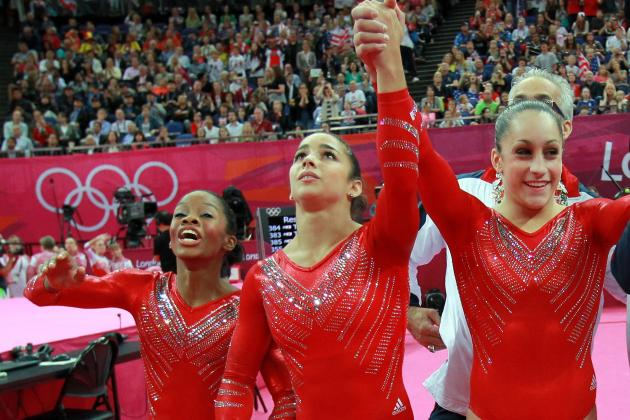Women's Gymnastics 2012: Gabby Douglas and Best Shots for Gold in Individuals
