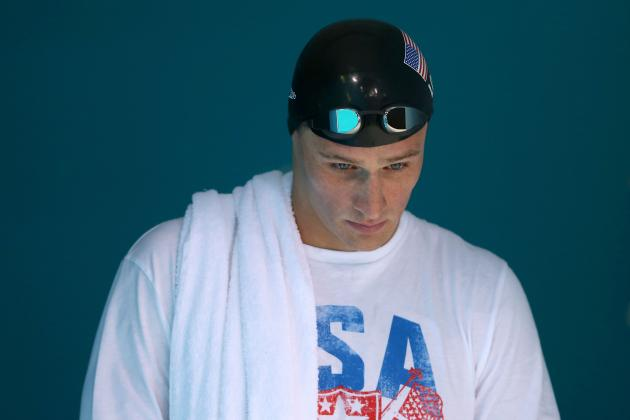 Ryan Lochte Still Pees in Pools, You Guys