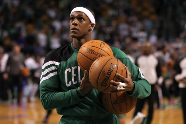 Rajon Rondo: Does Any NBA Team Rely on Its Star More Than the Boston Celtics?