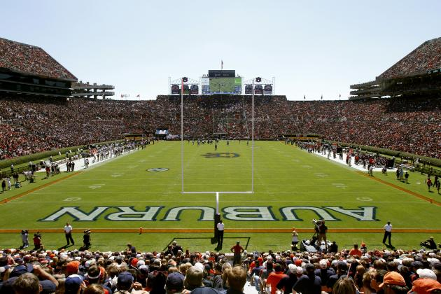 Auburn Football: Tigers Will Use Home-Field Advantage for Upsets