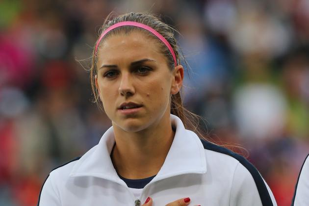 London 2012 Medal Count: Alex Morgan and Most Underrated Americans at Games
