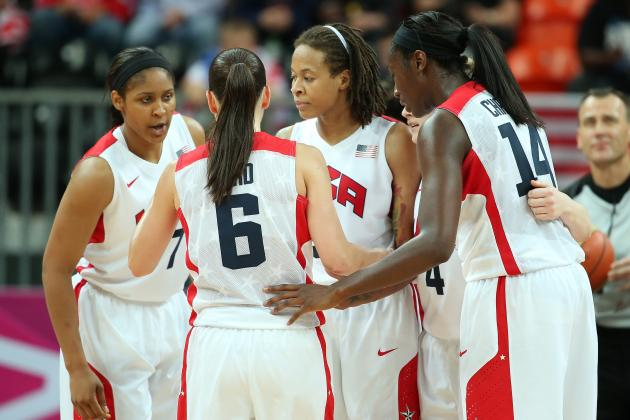 USA vs. Czech Republic Women's Basketball: Live Score, Stats & Analysis