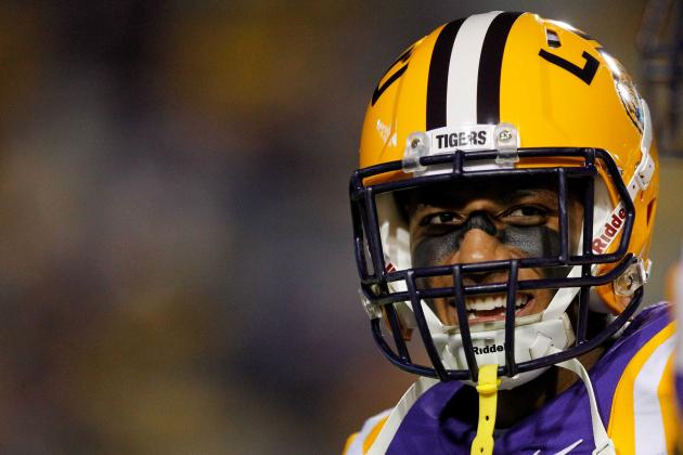 2013 NFL Draft Prospect Focus: Scouting LSU Safety Eric Reid
