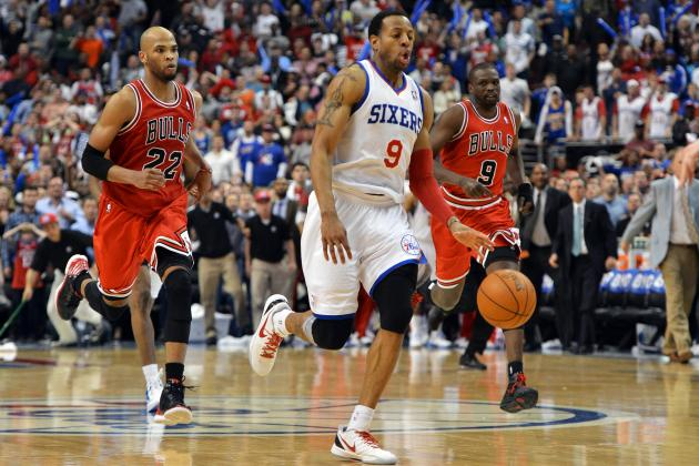Andre Iguodala: 76ers Are Smart to Keep Him