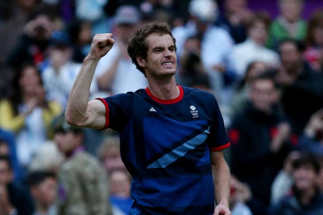 2012 Olympic Tennis: Will Andy Murray Defeat Roger Federer to Win Olympic Gold?