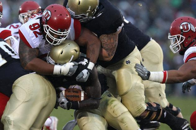 A Star Is Born: Breaking Down Elite 2013 NFL Draft DT Star Lotulelei from Utah